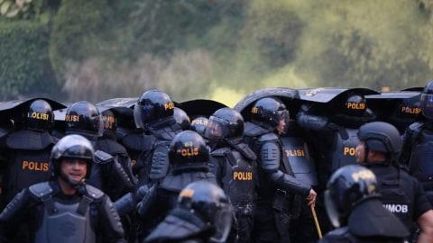 Polisi Hapus Tweet yang Tuduh Ambulans DKI Bawa Batu