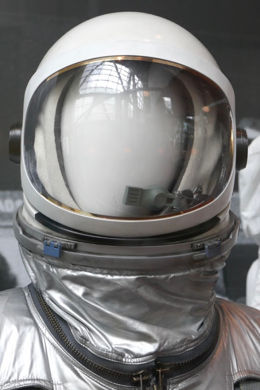 Neil Armstrong X-15 spacesuit helmet First Man