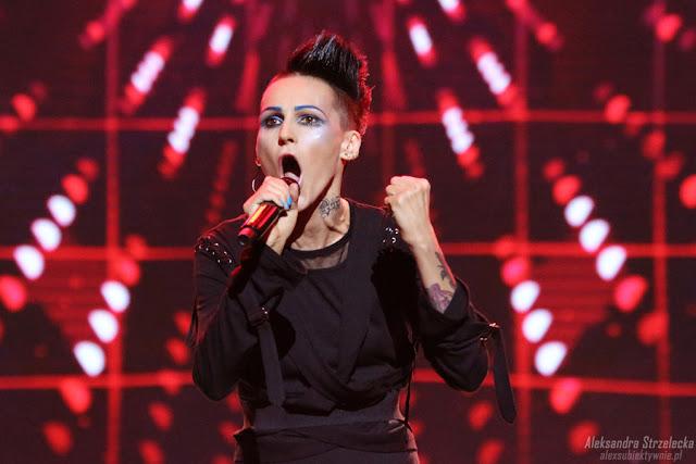 Agnieszka Chylińska - Top of the Top Festival Sopot - Relacja