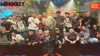 Live Streaming Maharaja Lawak Mega 2019 Minggu 7