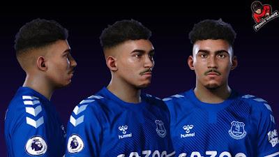 PES 2021 Faces Allan by Prince Hamiz