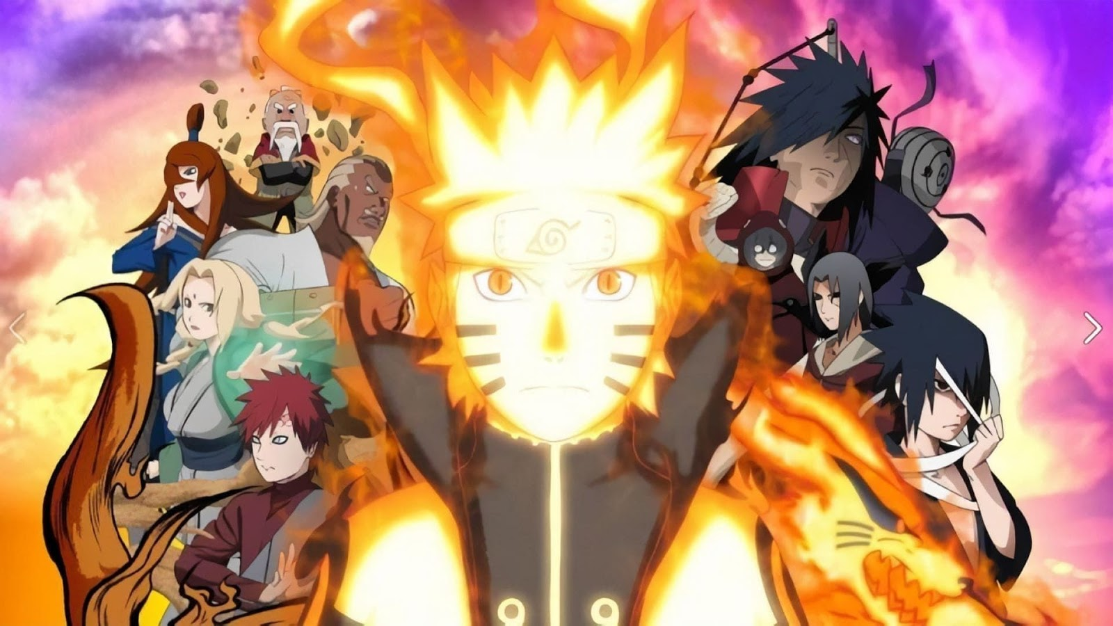 Nonton Download Naruto: Shippuuden Sub Indo