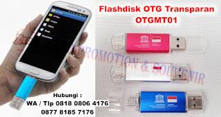 Flashdisk OTG Transparan - OTGMT01