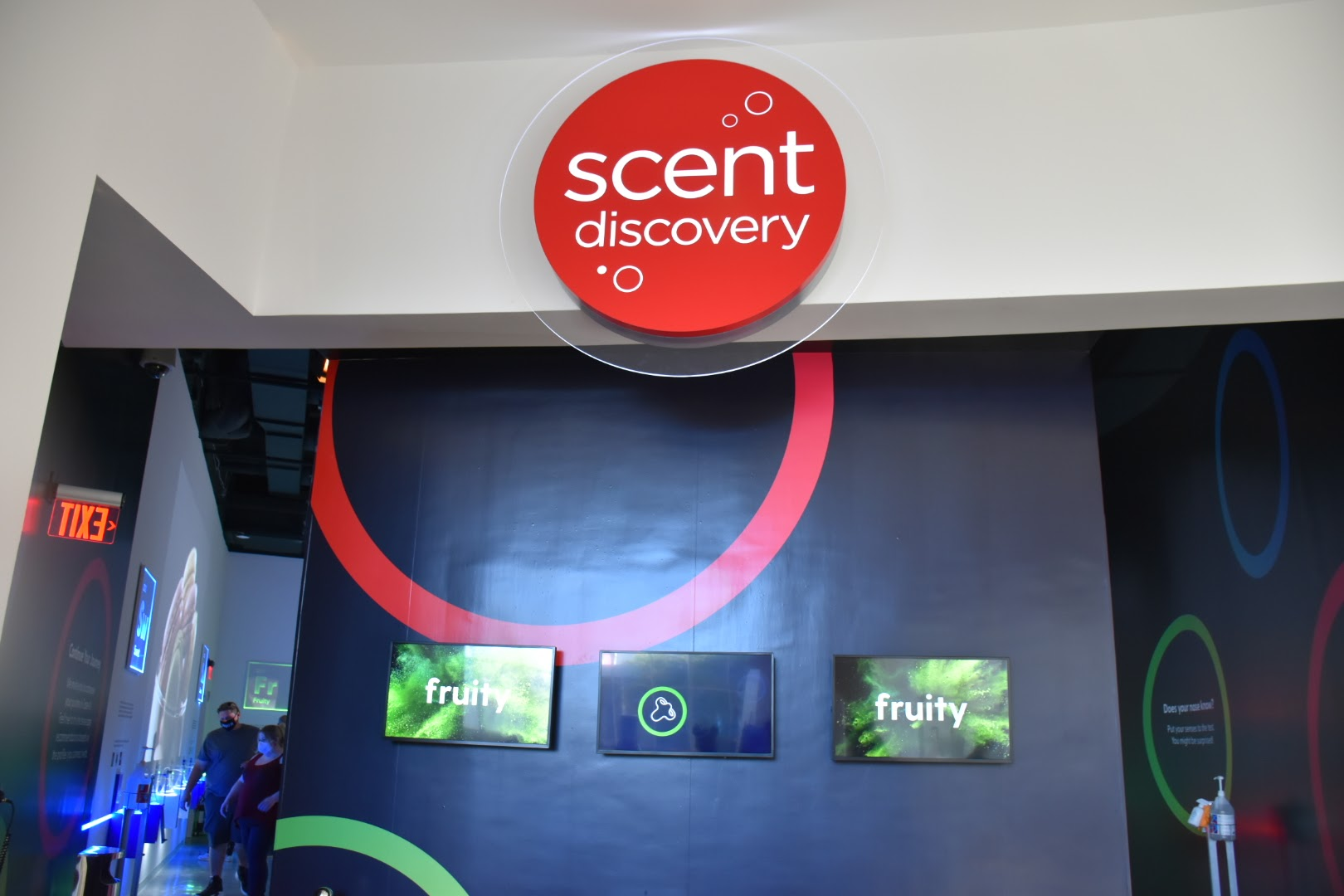 New Exhibit at World of Coca-Cola: Scent Discovery