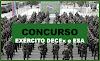Atenção! Exército Brasileiro divulga Concurso Público à DECEx e ESA