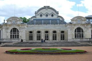 photo de la ville de Vichy