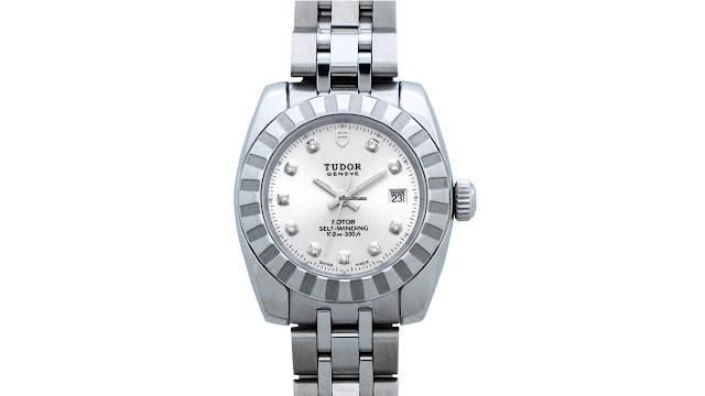 Tudor Classic 28 Automatic Diamond Silver Dial Watch