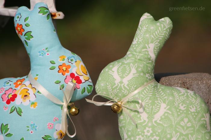 Osterhasen-Schnittmuster von Christine (Zauberwelt)