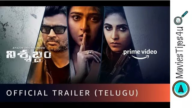 Nishabdham movie release date trailer cast