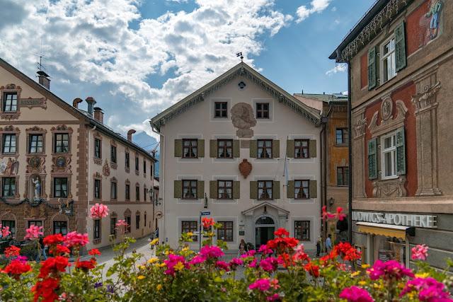 Entdeckungstouren Wasser Aulealm - Riessersee Runde + Die kleine Wank-Runde | Wandern Garmisch-Partenkirchen 12
