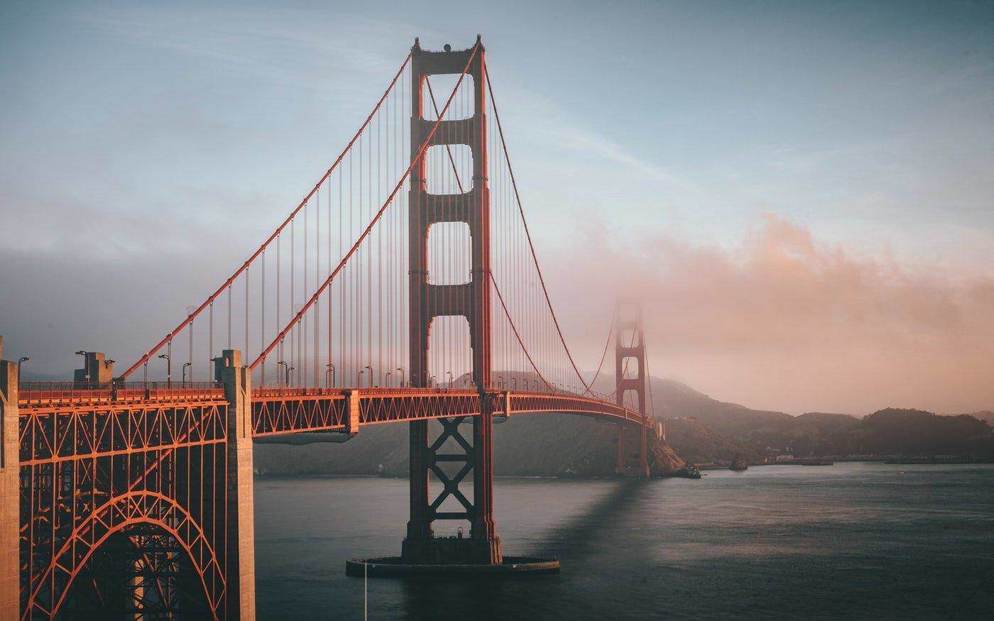 golden gate bridge - 20 best things to see and do around the world