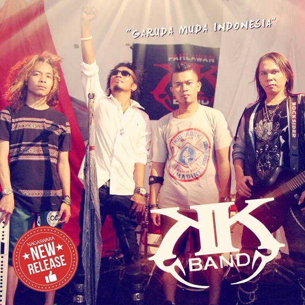 KK Band - Garuda Muda Indonesia