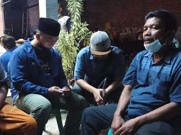 Keluarga Sertu Mes Dedi Kaget Saat Nonton TV Kru Nanggala-402 Itu Gugur