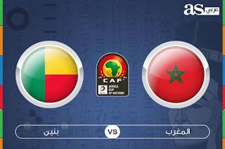 موعد وتوقيت مباراة المغرب وبنين ضمن دور ال16 من امم افريقيا 2019
