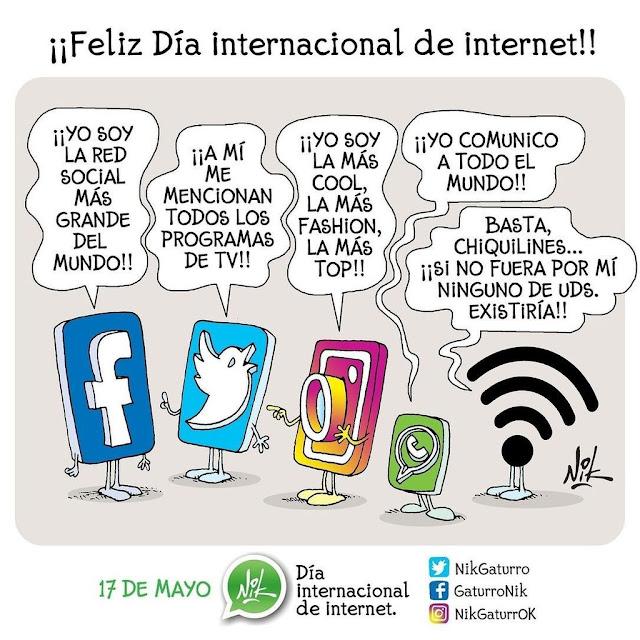 Por un internet libre. Feliz #DíaDeInternet