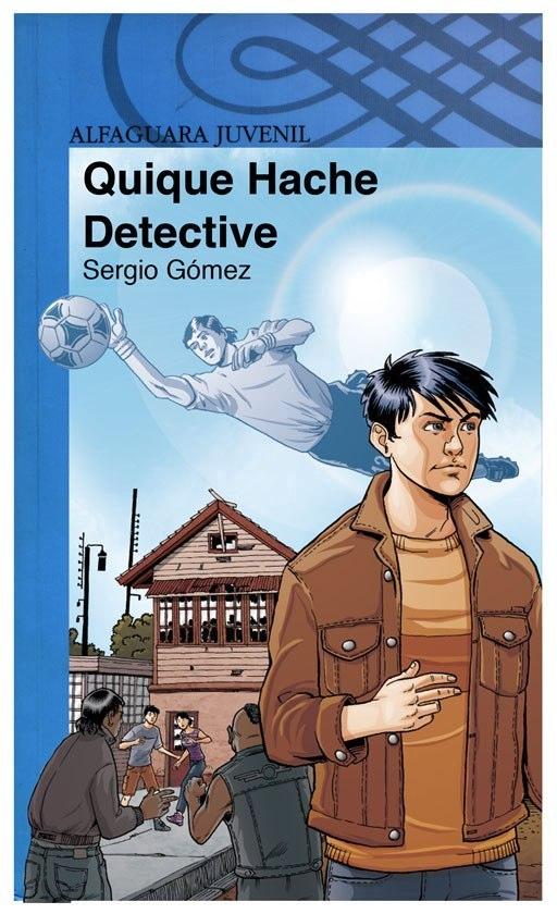 La Mente Lectora: Quique Hache, Detective.