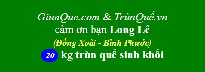 Trùn quế Bình Phước