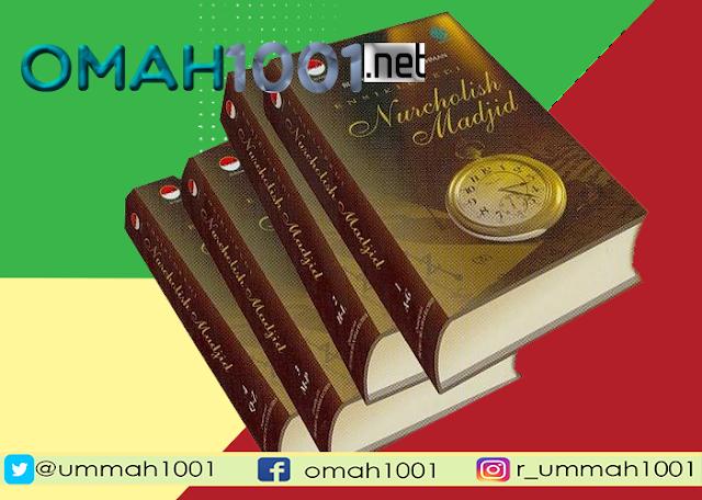 E-Book: Ensiklopedi Nurcholis Madjid Jilid 1, Omah1001