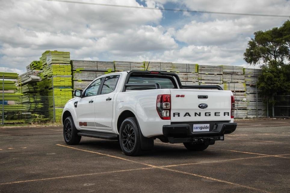 Ford Ranger FX4 2020 sắp ra mắt tại Malaysia