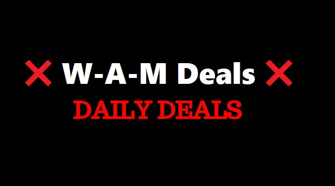 SO MANY DEALS BEING POSTED