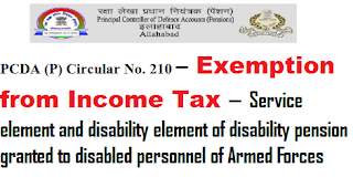 exemption-from-income-tax-service-element-and-disability-element