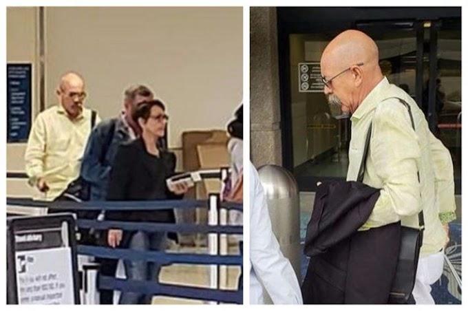 Descubren a Serrano en Moscú, tratando de irse para Turquía, para entrar a México, y pedir Asilo Político en EEUU