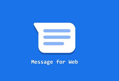 Messages for web on Android, Cara Mengirim Pesan Singkat Via Web