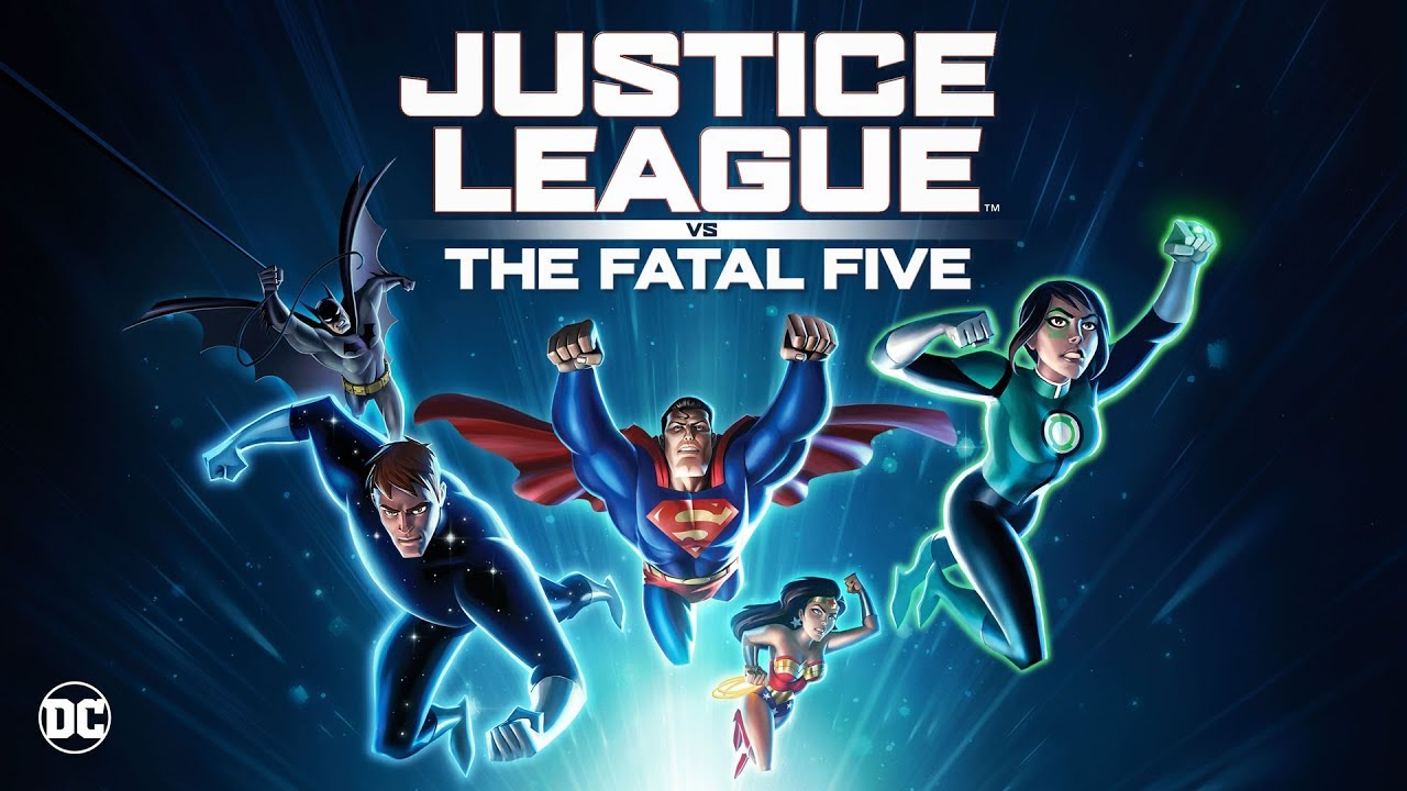 HD Justice League vs. the Fatal Five photos screen shots poster