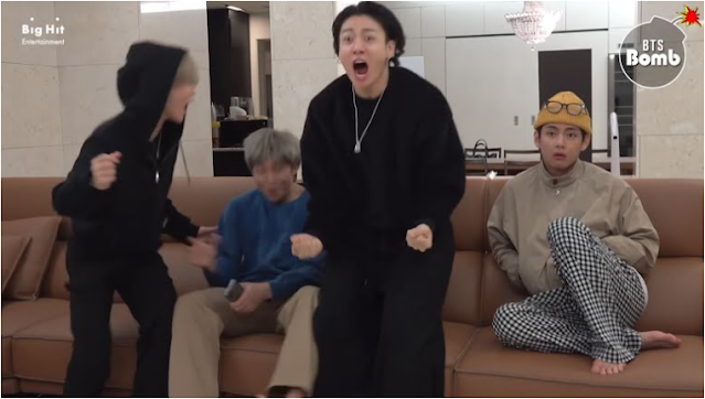 BTS Reacts to Grammy Awards Nomination