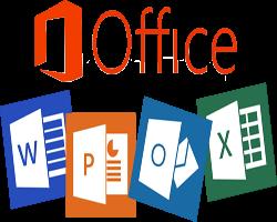 notebook para usar o pacote office