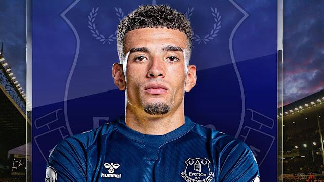Everton Resmi Datangkan Ben Godfrey Dari Norwich City