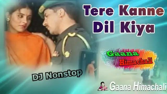 Tere Kanne Dil Kiya Song mp3 Download - Satish Thakur
