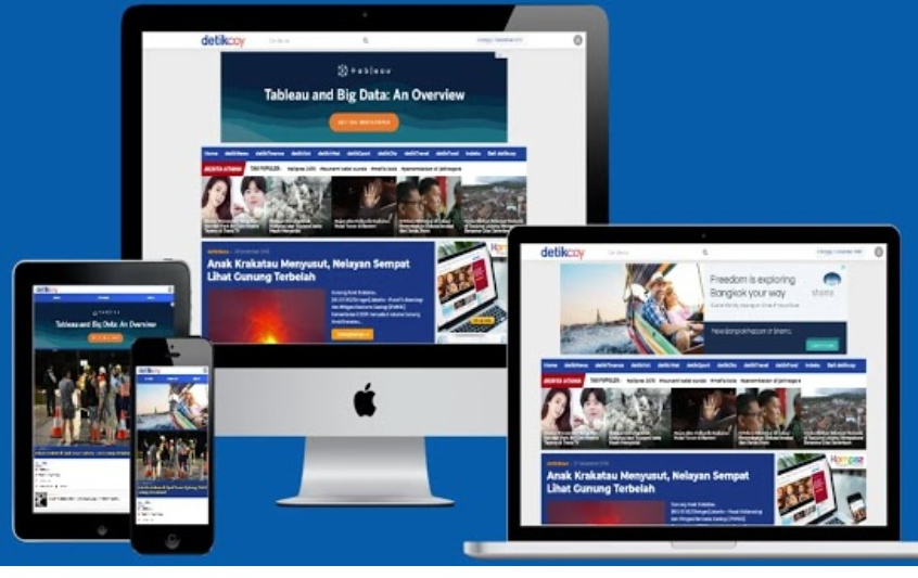 Free Download Detikcoy Premium News And Magazine Blogger Template