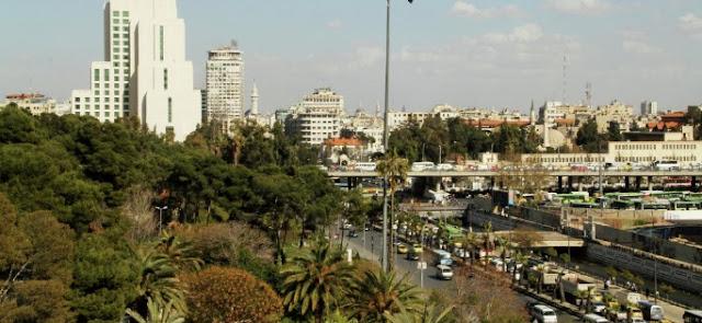 مدينة دمشق السورية سياحة وتاريخ لا مثيل له