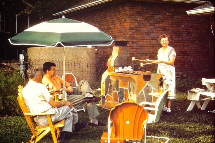Whatever Happened To Enjoying the Backyard? - Go Retro!