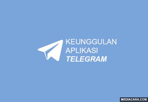Kelebihan Telegram dibanding Whatsapp dan Line