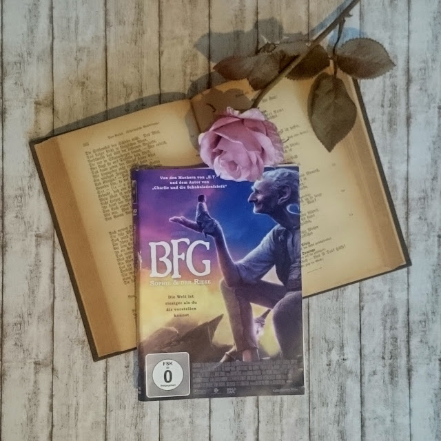[Film Friday] BFG - Sophie & der Riese // Big Friendly Giant