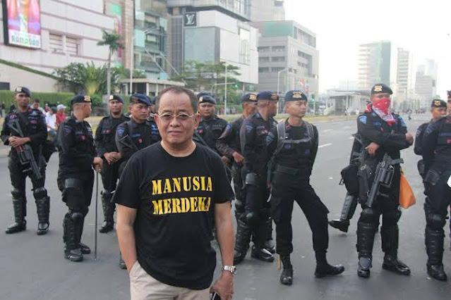 Said Didu: Yang Perlu Dilarang Itu Sikap Arogansi dan Kekerasan Polisi