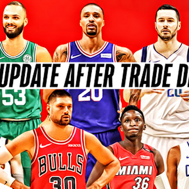 NBA 2K21 Roster Update 03.26.2021 After Trade Deadline by Taco Hero