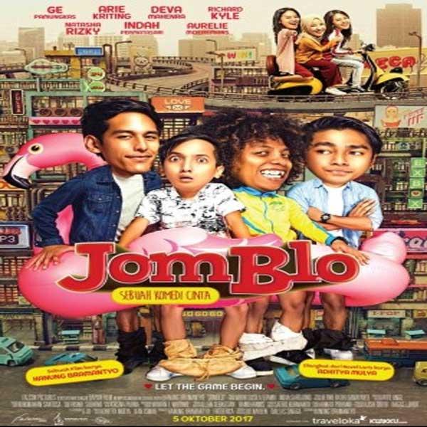 Jomblo, Jomblo Synopsis, Jomblo Trailer, Jomblo Review, Poster Jomblo