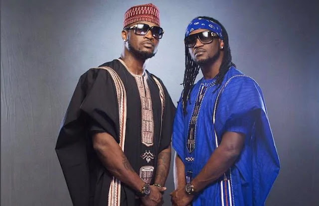 'Stop Posting And Tagging Me, I Hate Pretenders' - Rudeboy Psquare Attacks His Brother's Wife