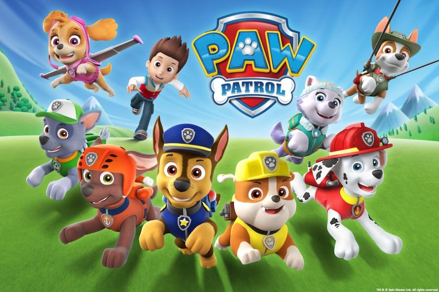 Paw Patrol (2013) Season 7 Hindi Episodes Download 720p WEBRip