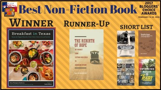 Best Non-fiction book