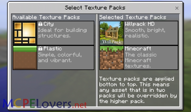Download WillPack HD [32x32]