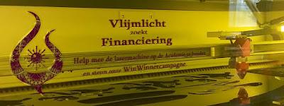 financiering Vlijmlicht lasermachine Trotec