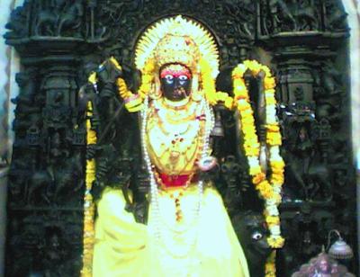 त्रिपुर सुंदरी (बांसवाड़ा) Tripura Sundari