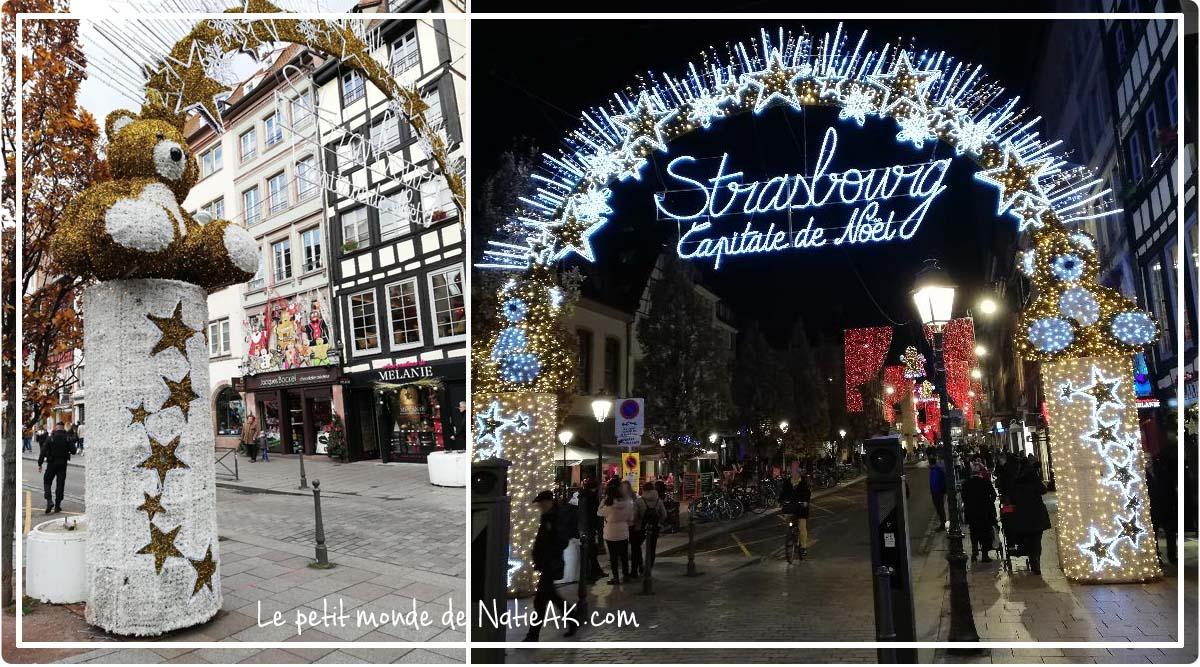 activité noel Strasbourg
