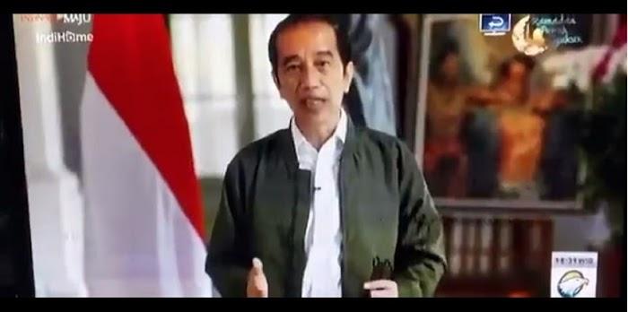 Jokowi Singgung Bipang Babi Ambawang, Gerindra Minta Tim Komunikasi Presiden Dievaluasi