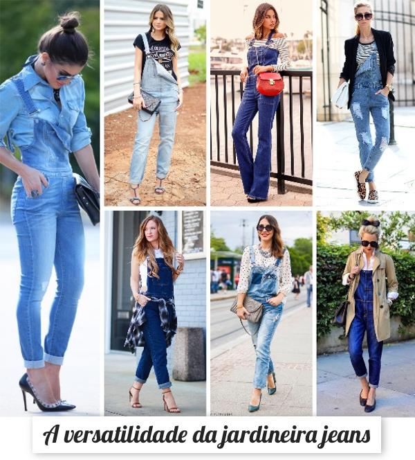 f1a2aeced8 Olha quantas possibilidades  com camisa (num look all jeans)
