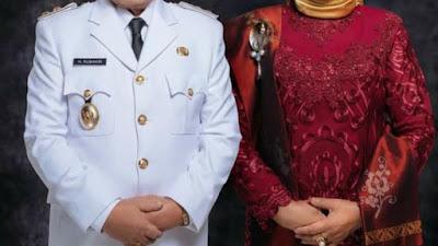 Terkonfirmasi Positif Covid-19 Bersama Istri, Kondisi H. Rumaksi Mulai Membaik